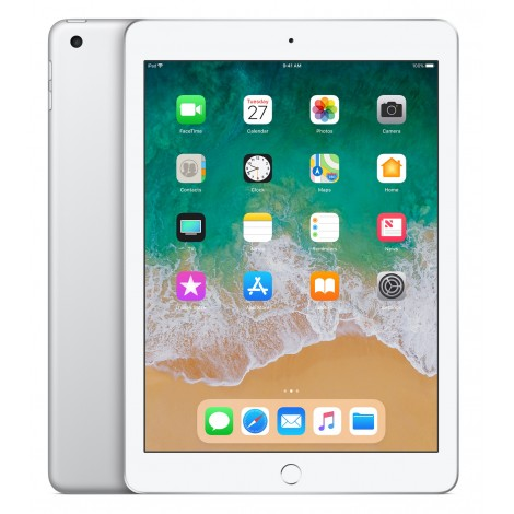 Apple iPad 128GB Wifi Zilver (2018)