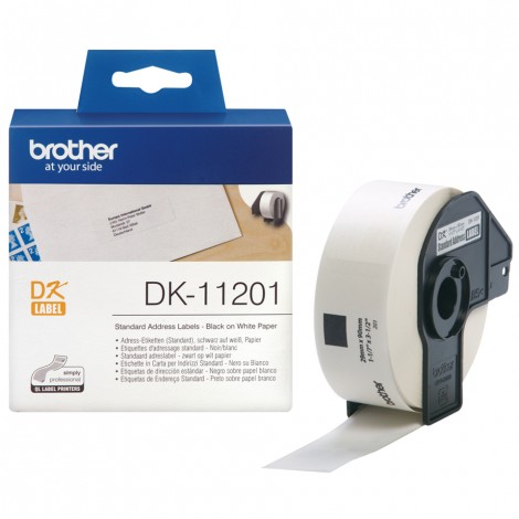Brother DK-11201 Label 90 mm x 29 mm