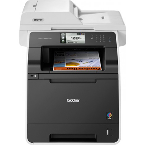 Brother MFC-L8850CDW Colour Laserprinter All-in-One + LAN/Wifi