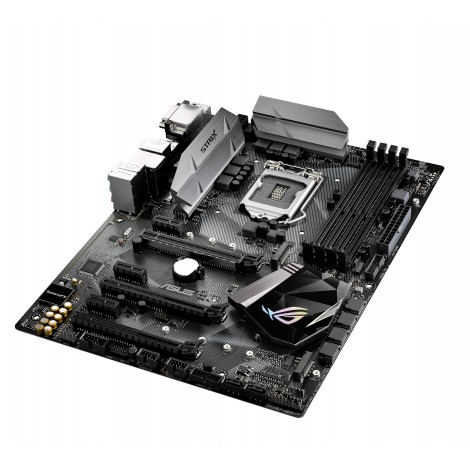 Asus STRIX Z270H Gaming M.2 Full-ATX S1151