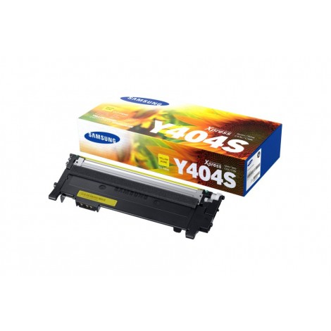 Samsung CLT-Y404S Tonercartridge Yellow