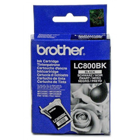 Brother LC-800BK inktcartridge Black