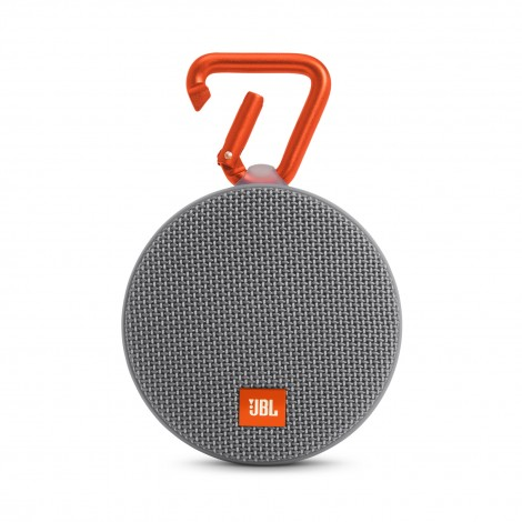 JBL Clip 2 Bluetooth Speakerset Grijs