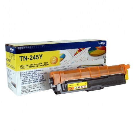 Brother TN-245Y Toner Yellow