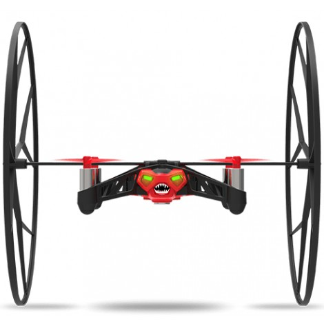 Parrot MiniDrone Rolling Spider Red