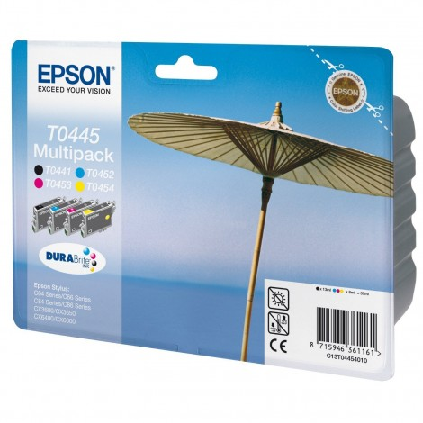 Epson T0445 Multipack (T0441/T0452/T0453/T0454)