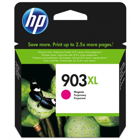 HP T6M07AE Inkpatroon (903XL) Magenta