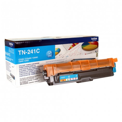 Brother TN-241C Toner Cyan