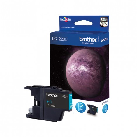 Brother LC-1220C inktcartridge