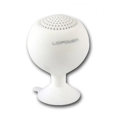 LC-Power LC-SP-1 Portable Speaker White