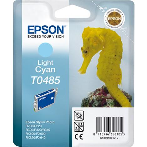 Epson T0485 Inkpatroon (Light Cyan)