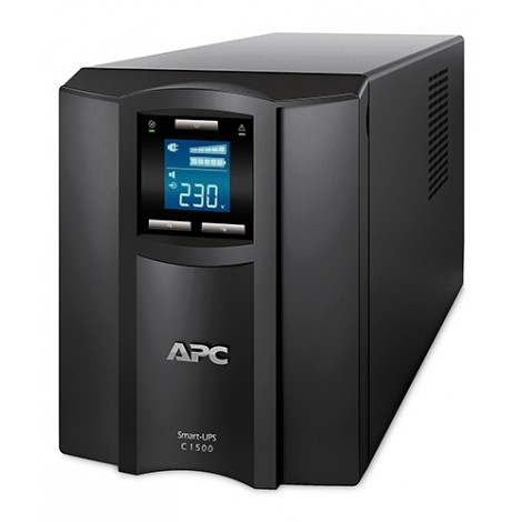 APC SMC1500I Smart-UPS SC 1500VA Tower