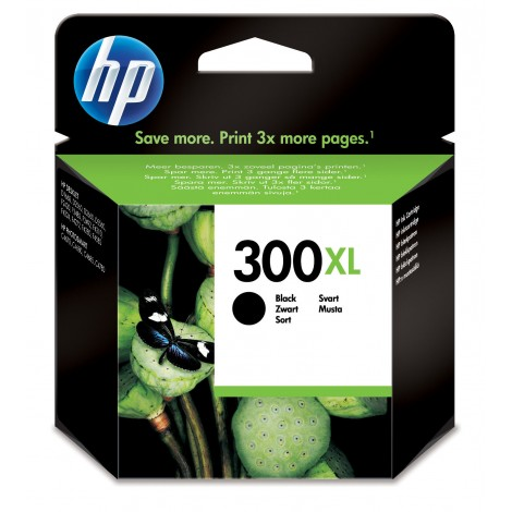 HP CC641EE ABF (300XL) Black Cartridge