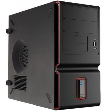 In Win Z653 Mini-Systeemkast 350W Black