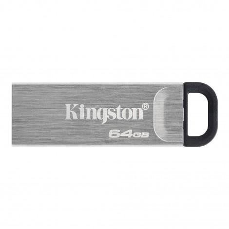 Kingston Technology DataTraveler Kyson USB flash drive 64 GB USB Type-A 3.2 Gen 1 (3.1 Gen 1) Zilver