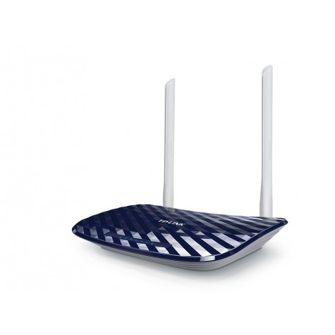 TP-Link Archer C20 AC750 Wireless Dual Band Router 300+433Mbps