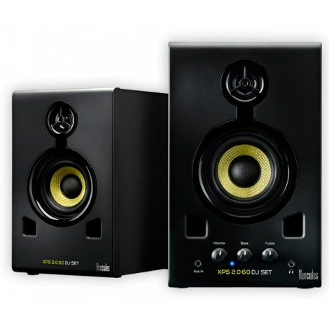 Hercules XPS 2.0 60 DJ Set Speakers