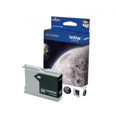 Brother LC-1000BK Black inktcartridge