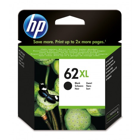 HP C2P05AE (62XL) Black Cartridge