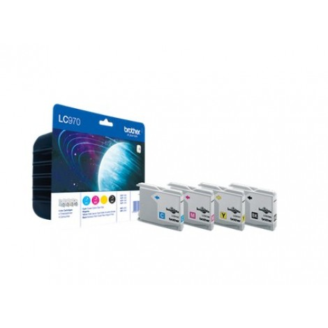 Brother LC-970VALBP Multipack