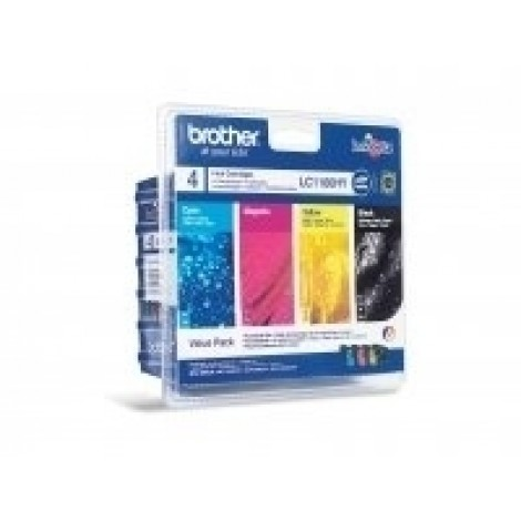Brother LC-1100HYVALBP Multipack