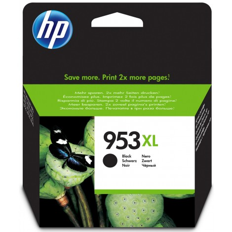 HP L0S70AE Inkpatroon (953XL) Black