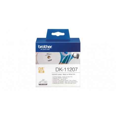 Brother DK-11207 CD/DVD Labels