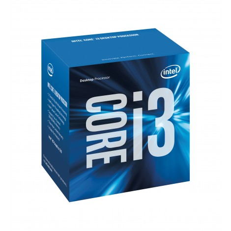 Intel Core i3-6100 (3.7ghz) S1151 3MB (2 Cores)