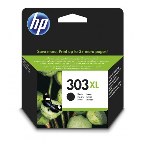 HP T6N04AE (303XL) Black Cartridge