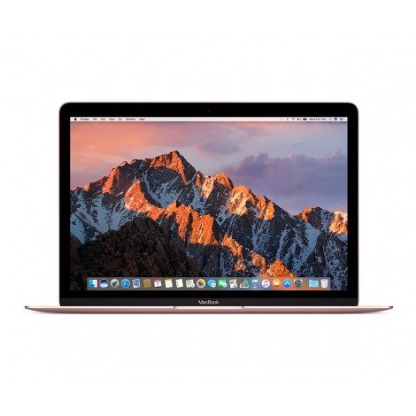 Apple MacBook 12 (Core M-1.2ghz /8GB/256GB/Intel HD615/OS X) Rose Gold