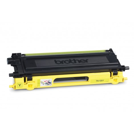Brother TN-135Y Toner Yellow