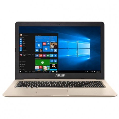 Asus N580VD-E4382T (i7-7700HQ/8GB/512GB SSD/15.6 Full-HD/Nvidia GTX1050-4GB/Win10)