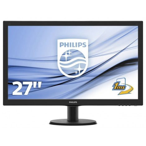 Philips 273V5LHAB 27 LED-TFT Black