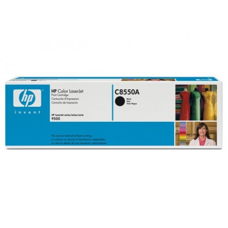 HP C8550A Toner Black voor HP Laserjet 9500-series