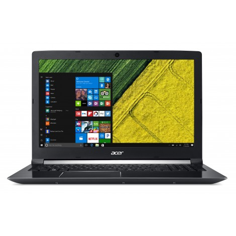 Acer Aspire A715-71G-51VT (i5-7300HQ/8GB/128GB SSD+1TB HDD/15.6Full-HD/Nvidia GTX1050-2GB/Win10)