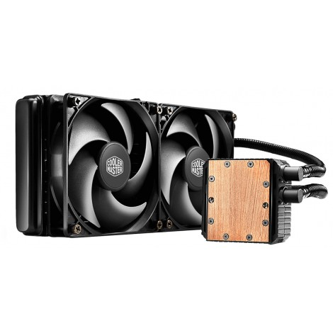 Cooler Master Seidon 240V v2 sAM2/AM3/AM3+/FM1/1155/1156/1150/1151/2011/1366/775 Cooler