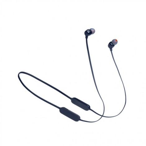 JBL Tune 125BT Hoofdtelefoons In-ear USB Type-C Bluetooth Blauw