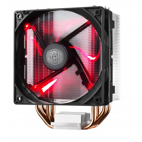 Cooler Master Hyper 212 LED sAM2/AM3/AM3+/FM1/1155/1156/1366/775 Cooler