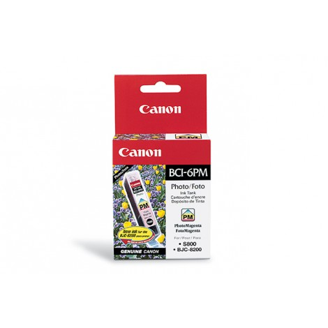 Canon BCI-6PM Inkpatroon Foto (Magenta)