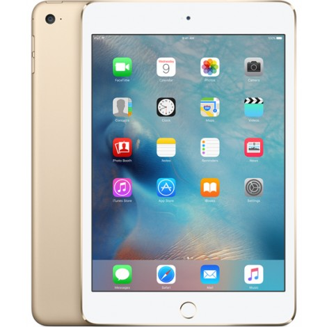 Apple iPad Mini 4 128GB Wifi Gold + 4G