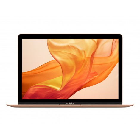Apple MacBook Air 13 (i5-1.6ghz /8GB/256GB/Intel HD617/OS X) Retina Goud