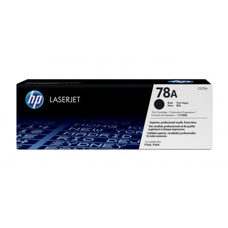 HP CE278A Tonercartridge (78A)