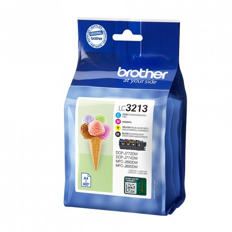 Brother LC-3213VAL inktcartridge High Capacity Multi-pack