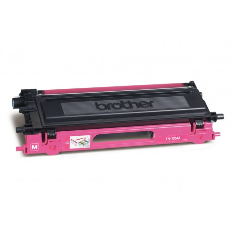 Brother TN-135M Toner Magenta