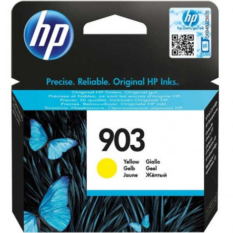 HP T6L95AE Inkpatroon (903) Yellow