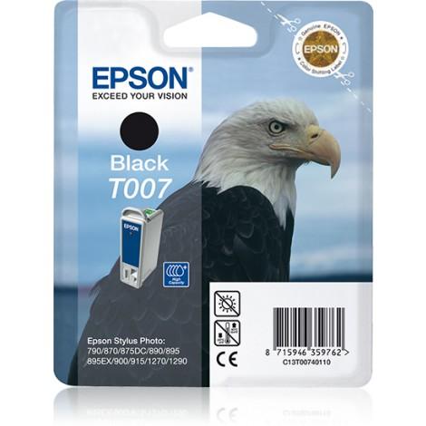Epson T007 Inkpatroon (Zwart)
