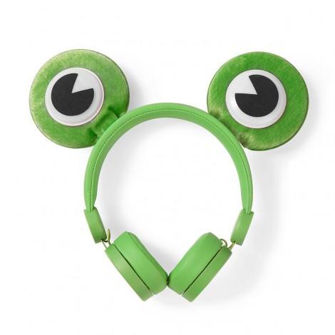 Nedis Animaticks Freddy Frog Koptelefoon