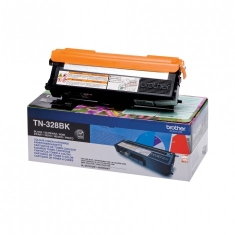 Brother TN-328BK Toner Black