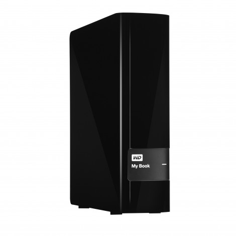 WD My Book 3TB USB3.0 3.5 Black