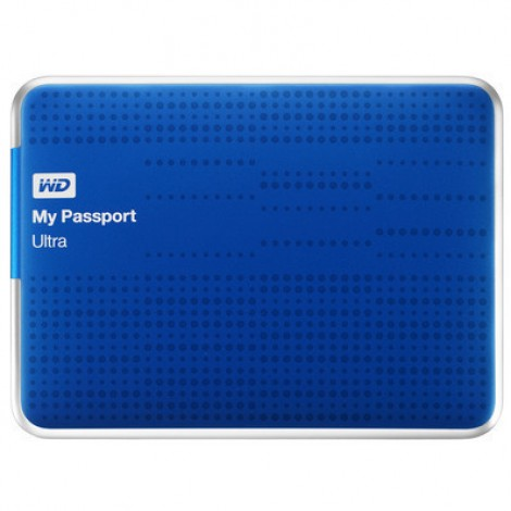 WD My Passport Ultra 2TB USB3.0 2.5 Blue